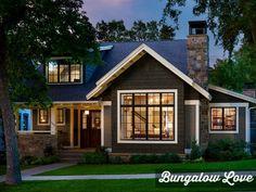 Bungalow built in Bozeman, Montana, by Locati Architects   hookedonhouses.net