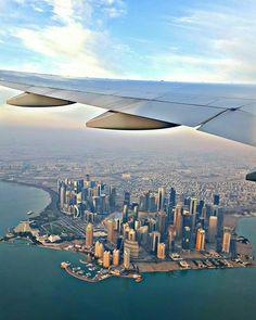 Good Morning #Doha #Qatar @inesjay
