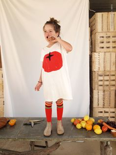 Bobo Choses Spring 2013 at Darling Clementine | Coming Soon - I'd like that t shirt for myself :)