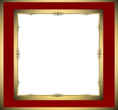 red frames and borders google search frames pinterest clip