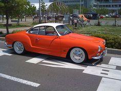 Mid-sixties VW Karmann-Ghia