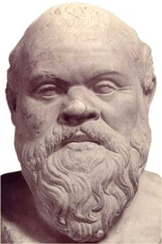 Greek Athenian philosopher Socrates was notably famous for his Socratic method which pertains to asking questions on your own and being an independent thinker. Ancient Romans, Ancient Art, History Meaning, Art History, Great Thinkers, Creta, Academic Art, People Of Interest, Greek Art