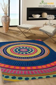 Grab Stylish #Rugs & #Carpets From Maddhome.com  #MaddHome #HomeDecor  Shop Now:- https://www.maddhome.com/rugs-carpets.html