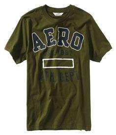 Aeropostale Mens Ath Dept Graphic Tee T-Shirt - Style 3777 Original U.S.A - www.lojasdobraz.com.br