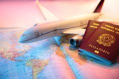 Vem verão, vem dezembro, janeiro, fevereiro…e para uma grande maioria, aí vem Férias!!! Muitos vão ficar pelo Brasil, outros vão para o exterior :) Oh, vidão heim? E para você que vai viajar …