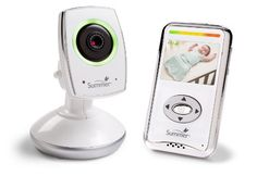 Summer Infant Baby Zoom Wi-Fi Video Monitor and Internet Viewing System, Link Wi-Fi Series - $153.36