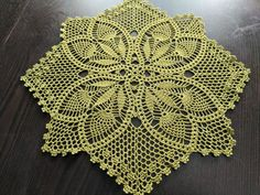 [FO] I made a doily! I think the pattern looks a bit fairy like, what do you think?