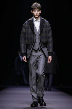 Image - Ermenegildo Zegna @ Milan Menswear A/W 2014 - SHOWstudio - The Home of Fashion Film