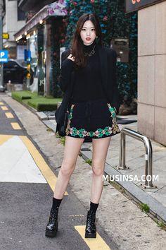 Korean Street Fashion