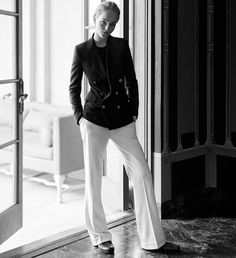 Jean Campbell stars in Ralph Lauren Icons campaign