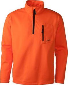 Cabela's Men's Blaze Lewiston 1/4-Zip Jacket