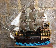 My Galleon - CakeCentral.com