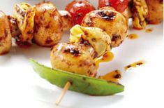 BBQ MUSHROOM KEBAB   For cooking instructions see website :-www.blackknightdirect.co.uk  ------------------------------------------------------------------------  #blackknightbarbecues #bbq #grill  #food #grilling #brickbbqkit #sun #summer #hot #barbecue #meat ⁠ #grilling ⁠ Kebab Skewers, Kebabs On The Grill, Vegetarian Recipes, Cooking Recipes, Kebab Recipes, Cooking Instructions, Side Salad, Recipe Collection