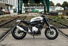 ϟ Hell Kustom ϟ: Yamaha XSR700 By JvB Moto