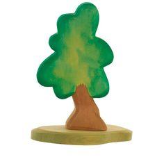 Ostheimer - Wooden Medium Oak Tree with Support