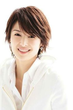 Michiko Kichise is a Japanese actress and model. Beautiful Japanese Girl, Japanese Beauty, Beautiful Asian Women, Asian Beauty, Short Hair Cuts, Short Hair Styles, Make Beauty, Hair Remedies, Asian Hair