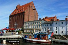Stralsund Hafen 17.07.2006