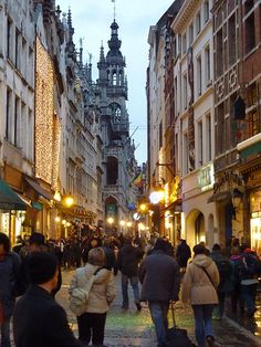 Tips on things to do when visiting Brussels