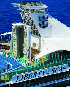An action-packed adventure aboard Liberty of the Seas.