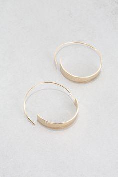 Lovoda - Orielle Hoop Earrings, $16.00 (https://www.lovoda.com/orielle-hoop-earrings/)