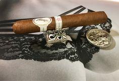 ダビドフ・トウキョウ リミテッド wit Silver Cigar Leaves | Wild but Elegant