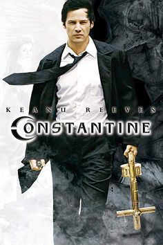 Directed by Francis Lawrence. With Keanu Reeves, Rachel Weisz, Djimon Hounsou, Shia LaBeouf. Supernatural exorcist and demonologist John Constantine helps a policewoman prove her sister's death was not a suicide, but something more. Keanu Reeves, Dc Movies, Movies Online, Good Movies, Famous Movies, Cult Movies, Movies 2019, Hindi Movies, Scary Movies