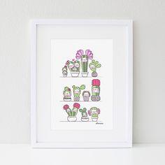 Nuevos prints en www.charucashop.com Todo hecho con amor.