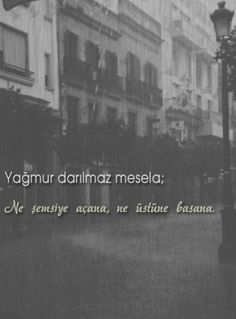 #yağmur #yalnızlık Mysterious Words, Snapchat Icon, My Philosophy, Romantic Love Quotes, English Quotes, Meaningful Words, Profile Photo, Cool Words, Quotations