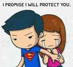 I cant be the only one who thought of Louis wearing his superman shirt and saying this to Eleanor.>>>>>>>>nope not the only one:-) Waiting For Superman, I Will Protect You, Superman Shirt, Myers Briggs Personalities, Cute Love Couple, Stylish Boys, It Goes On, I Promise, True Love