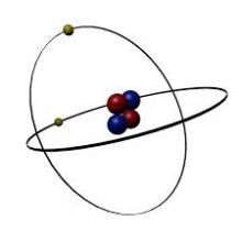 Helium atom model scince pinterest school chemistry and homework the image is of a helium atom ccuart Gallery