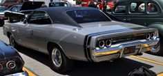1968 Charger