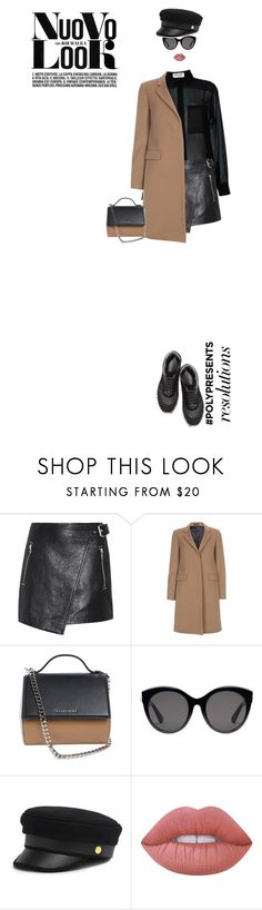 """""""#PolyPresents: New Year's Resolutions"""" by marina-marina-iv ❤ liked on Polyvore featuring Yves Saint Laurent, STELLA McCARTNEY, Étoile Isabel Marant, Paul Smith, Givenchy, Gucci, Henri Bendel, Lime Crime, contestentry and polyPresents"""