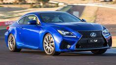 2015 Lexus RC F Blue Wallpapers HD - wallpaperxy.com #lexus #car