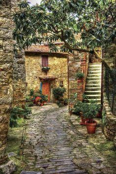 Chianti, Tuscany, Italy (via La Toscana)  www.chiantiofflorence.com