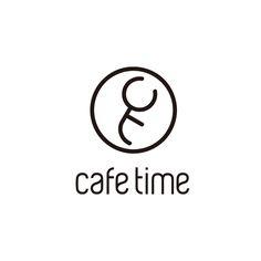 cafe logo on Behance Dk Logo, Japan Logo, Cafe Logo, Caffeine, Logo Design, Behance, Restaurant, Studio, Diner Restaurant