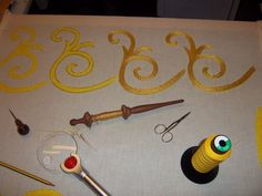 fotos de bordados en oro - Buscar con Google