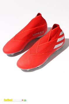Cool Football Boots, Mens Football Cleats, Adidas Football, Football Shoes, Soccer Cleats, Adidas Nemeziz, Adidas Cleats, Best Soccer Shoes, Adidas Soccer Boots