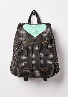 Wild & Free Dotted Mini Backpack | rue21