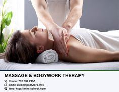 Become a licensed, professional massage therapist with our #MASSAGE & #BODYWORK #THERAPY classroom program.  Become one of the best trained, licensed massage therapists in New Jersey State! http://bit.ly/2BVHaSD