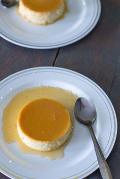 Spanish Caramel Flan | http://mayakitchenette.com/spanish-caramel-flan