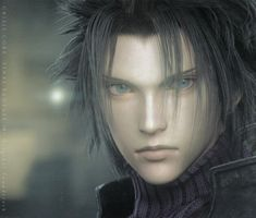 Final Fantasy VII  Zack Fair