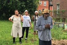 Pittsburgh Grows Urban Gardens in the Fight Against Gentrification | Civil Eats Frederick Douglass, National Institutes Of Health, Urban Farming, House In The Woods, Apartheid, Civilization, Pittsburgh, Gardens, Organizers