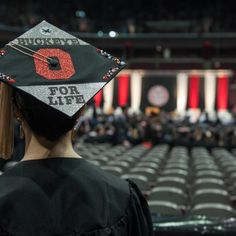#OSU Graduate Buckeye for life