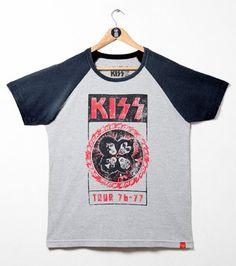 Kiss | Tour 76-77