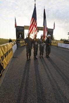 TX - Army Marathon - We Run With Heroes
