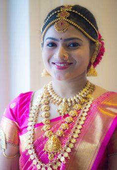 Cute bride ..