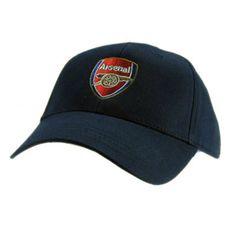 SoccerGaga.com - Arsenal Cap Navy  Free Shipping to USA & Canada (http://www.soccergaga.com/arsenal-cap-navy/)