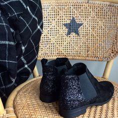 boots chelsea la halle aux chaussures pour moi en 36 ;)