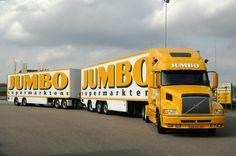 Volvo BR-BZ-94 Jumbo Road Train Afbeelding