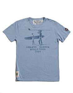 Lucky Brand - Jomo World Tour T-Shirt